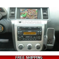 DVD Map navigation Nissan birdvie..